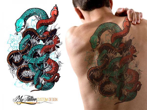 custom tattoo designs| tattoo artists | mytattoocustomdesign